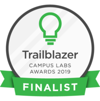 Campus Labs Trailblazer Finalist Award